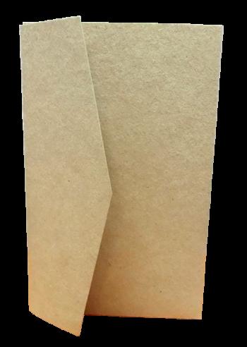 faire part mariage kraft enveloppe bleu personnalisé impression direct – imprimeur vendée 3