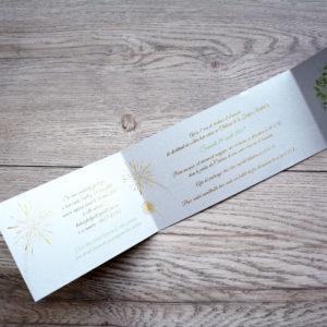 faire part mariage champêtre fée personnalisé impression direct – imprimeur vendée